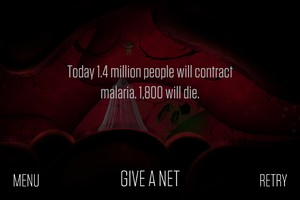 2013 12 15 13.41 L'application gratuite du Jour : Nightmare   Malaria