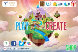 2013 12 16 22.24 L'application gratuite du Jour : Createrria   craft your games