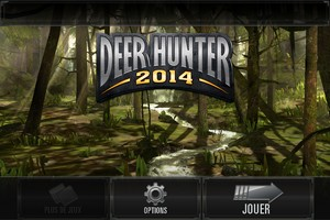 IMG 4654 L'application gratuite du Jour : Deer Hunter 2014