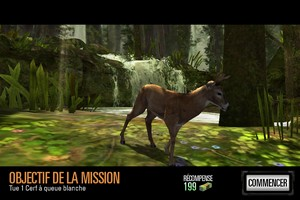 IMG 4656 L'application gratuite du Jour : Deer Hunter 2014