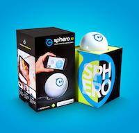 Sphero2 000 Test du Sphero 2.0 : Un robot dun autre genre, télécommandé depuis liPhone !