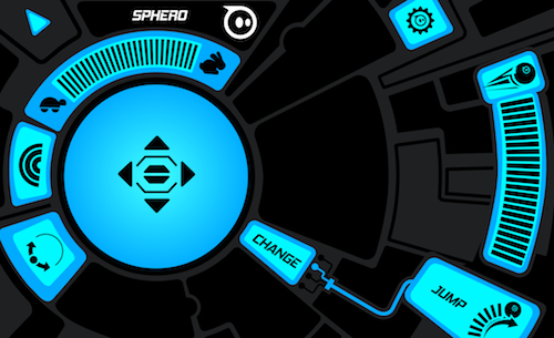 Sphero2 004 Test du Sphero 2.0 : Un robot dun autre genre, télécommandé depuis liPhone !