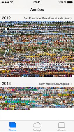 annees astuce Astuce iOS : Une organisation intelligente et pratique des photos