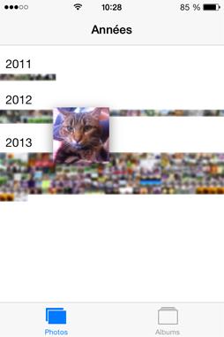 apercu collections1 Astuce iOS : Une organisation intelligente et pratique des photos