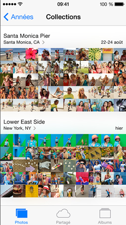 collections astuce Astuce iOS : Une organisation intelligente et pratique des photos