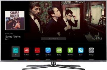 iTV concept 2 Un concept dune iTV façon iOS 7 en images