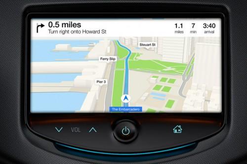 ios 7.1 car display 500x332 iOS 7.1 beta 2 active la fonction Car Display