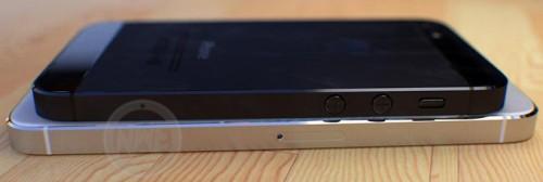 iphone mini 500x168 Un iPhone Mini pour compléter la gamme en 2014 ?