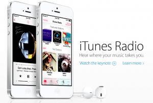 itunes radio 300x202 iTunes Radio : en Europe pour bientôt ?