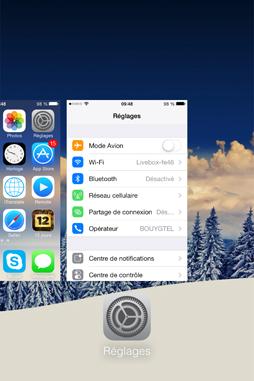 respring1 Astuce iOS : Faire un respring de votre iPhone sans Jailbreak