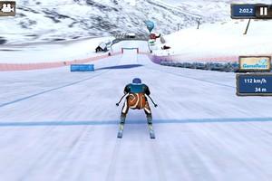 2013 12 30 18.07 L'application gratuite du Jour : Ski Challenge 14