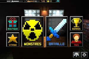 2014 01 02 11.15 L'application gratuite du Jour : MonsterCrafter