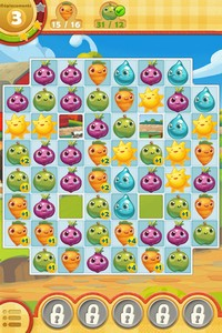 2014 01 03 09.47 L'application gratuite du Jour : Farm Heroes Saga   Un Hit en puissance
