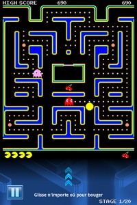 2014 01 14 20.19 L'application gratuite du Jour : PAC MAN