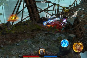 2014 01 14 21.47 L'application gratuite du Jour : Eternity Warriors 3   Un excellent jeu en 3D