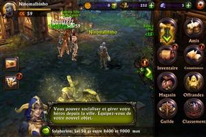 2014 01 14 21.49 L'application gratuite du Jour : Eternity Warriors 3   Un excellent jeu en 3D