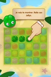 2014 01 17 00.38 L'application gratuite du Jour : Jelly Splash   Un nouveau Hit de lApp Store