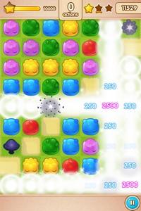 2014 01 17 00.42 L'application gratuite du Jour : Jelly Splash   Un nouveau Hit de lApp Store