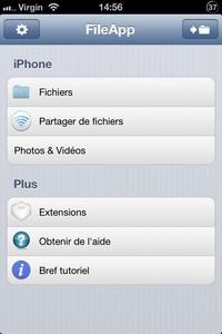 2014 01 18 14.56 L'application gratuite du Jour : FileApp ( Gestionnaire de Fichiers )