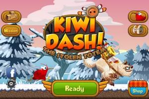 2014 01 20 21.27 L'application gratuite du Jour : Kiwi Dash