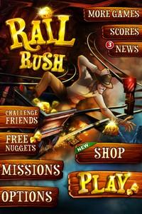 2014 01 21 18.31 L'application gratuite du Jour : Rail Rush