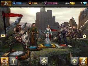 2014 01 24 18.47 L'application gratuite du Jour : Heroes of Dragon Age