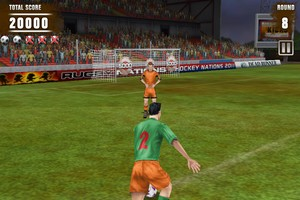 2014 01 29 22.22 L'application gratuite du Jour : Football Kicks