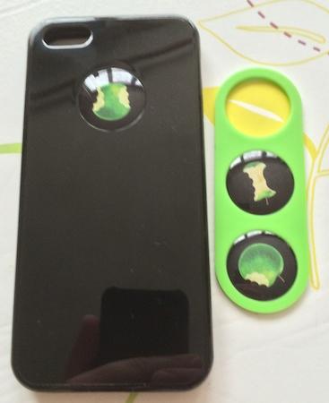 CoquesQDOS 002 Accessoire : Coques QDos pour iPhone 5S et 5C (19,99€)