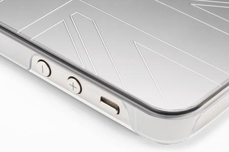 CoquesQDOS 009 Accessoire : Coques QDos pour iPhone 5S et 5C (19,99€)