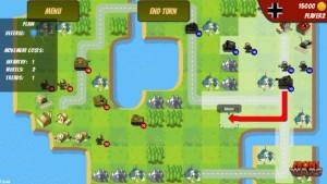 Les sorties App Store du jour : Front Wars, Doodle Kingdom™, ...
