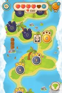 IMG 4945 L'application gratuite du Jour : Jelly Splash   Un nouveau Hit de lApp Store