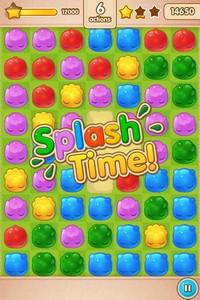 IMG 4948 L'application gratuite du Jour : Jelly Splash   Un nouveau Hit de lApp Store