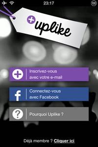 IMG 6590 L'application gratuite du Jour : Uplike