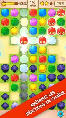 Jelly Splash1 Les bons plans App Store de ce samedi 18 janvier 2014