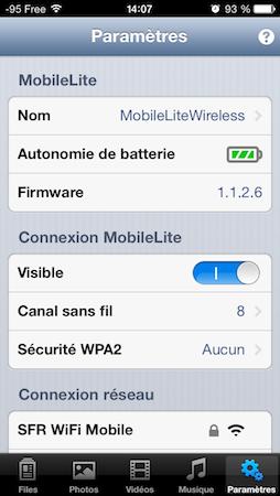 MobileLite 008 Accessoire : Test du MobileLite de Kingston (74,99€)