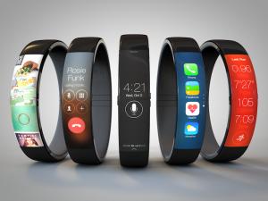 concept iWatch bracelet 300x225 iWatch : Apple recrute chez les horlogers suisses