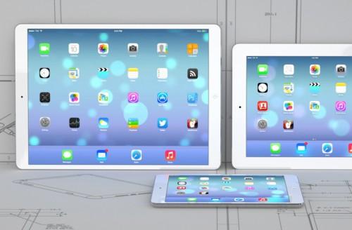 ipad pro 500x328 Certains analystes sont sceptiques sur le lancement dun iPad Pro plus grand