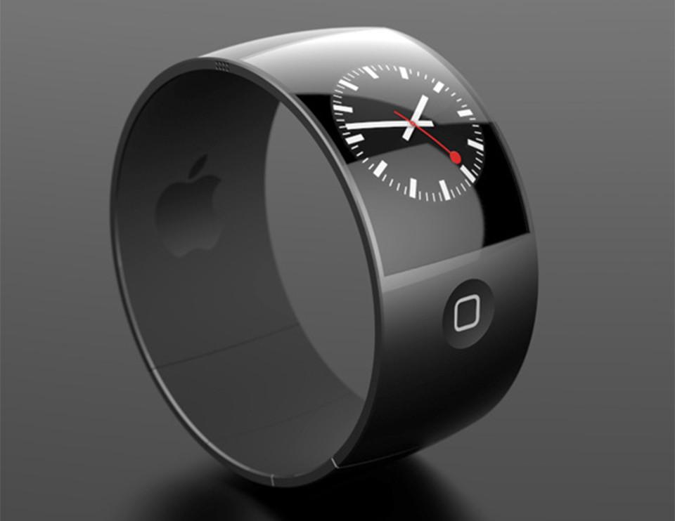 iwatch concept Un écran de 1,52 fabriqué par LG pour liWatch ?