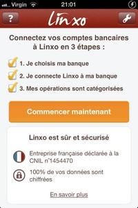 2014 01 31 21.01 L'application gratuite du Jour : Linxo + Exclusivité App4Phone pour un mois dabonnement Premium gratuit