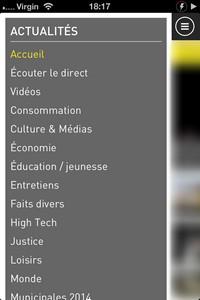 2014 02 03 18.17 L'application gratuite du Jour : FRANCE INFO