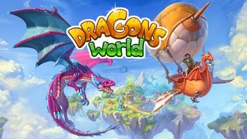 2014 02 22 14.09 L'application gratuite du Jour : Dragons World