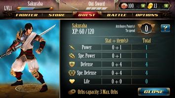 2014 02 23 10.37 L'application gratuite du Jour : Blade Lords