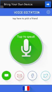 2014 02 23 21.24 L'application gratuite du Jour : Voice Dictation Gratuit