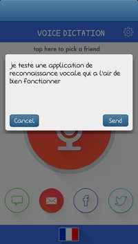 2014 02 23 21.43 L'application gratuite du Jour : Voice Dictation Gratuit
