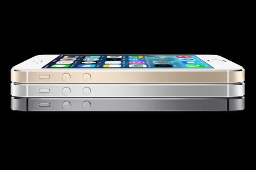 3 iphone 5s 500x333 Apple prend 7% du marché des smartphones en Chine