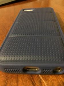 Coque de protection Rock Grid Series pour iPhone 5 5S Bleu 1 e1391287682181 225x300 Accessoire : coque Rock Grid Series pour iPhone 5/5S (14,95€)