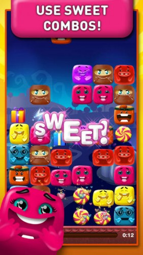 Chilingo reprend le filon Candy Crush avec Jelly Love