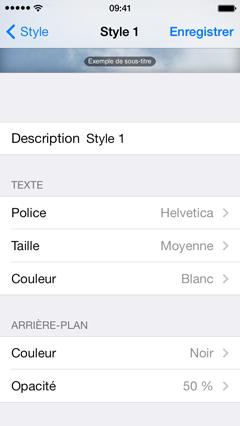 astuce soustitres 2 Astuce iOS : Activer et personnaliser les sous titres