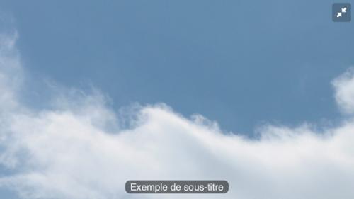 astuce soustitres 3 500x281 Astuce iOS : Activer et personnaliser les sous titres