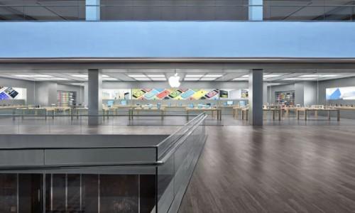 brazil apple store 500x300 Beaucoup de monde pour louverture du premier Apple Store à Rio de Janeiro